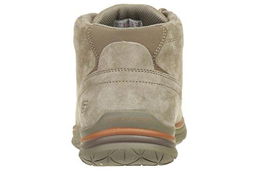 Übergrößen Taupe BRUNCO Herren Sneaker 0 Schuhe in Tpe Superior Skechers 2 q6TSzwB