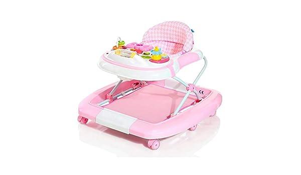 DMMW Andador para Bebé 2-en-1 bebé Walker Andador multifunción ...