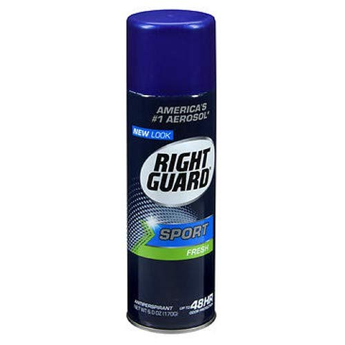Right Guard Antiperspirant Spray, Sport Fresh 6 oz (Pack Of ()