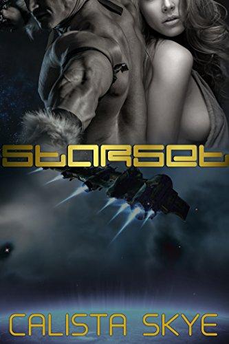 StarSet (The Warrior Prince's Claim - BBW Science Fiction Romance)