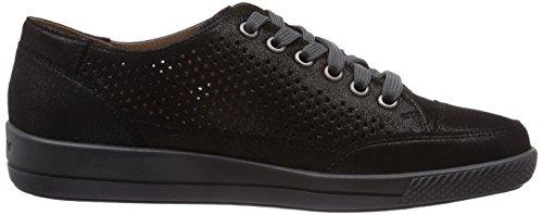 Ganter Giulietta Wide G Ladies Sneakers Nero (nero 0100)