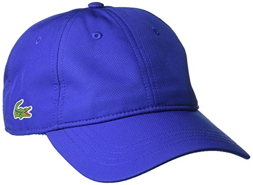 Lacoste Men's Sport Taffeta Cap, France, One Size Lacoste Tennis Hats