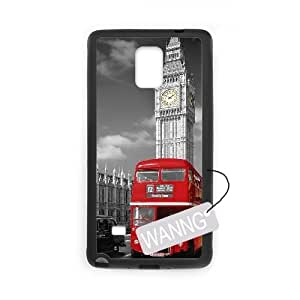 A City Bus Samsung Galaxy Note4 Cover Case, A City Bus Custom Case for Samsung Galaxy Note4 at WANNG