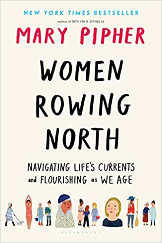 Image result for Woman rowing north