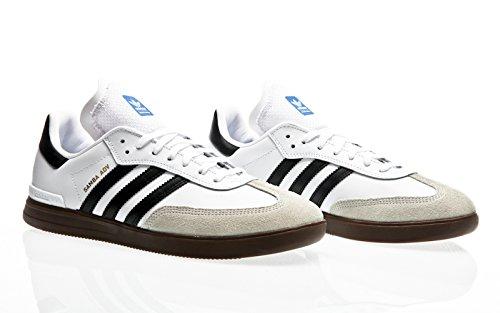 Black White Core Footwear Black Footwear White gum Samba ADV adidas Gum Skateboarding core YFRwaa