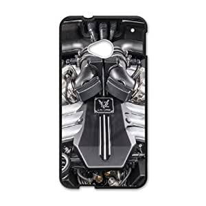 HTC One M7 Cell Phone Case Black Rolls Royce R1C2D