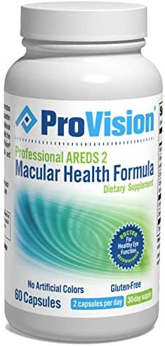 ProVision Professional AREDS 2 Macular Support Formula 60 CAPSULES