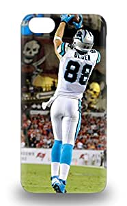 First Class Case Cover For Iphone 5c Dual Protection Cover NFL Carolina Panthers Greg Olsen #88 ( Custom Picture iPhone 6, iPhone 6 PLUS, iPhone 5, iPhone 5S, iPhone 5C, iPhone 4, iPhone 4S,Galaxy S6,Galaxy S5,Galaxy S4,Galaxy S3,Note 3,iPad Mini-Mini 2,iPad Air )