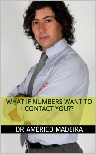 What if numbers want to contact you?? (Americo in America Book (Spirit Contact Number)