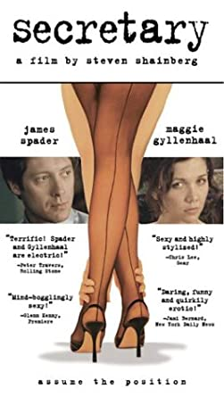 Watch secretary maggie gyllenhaal masturbation