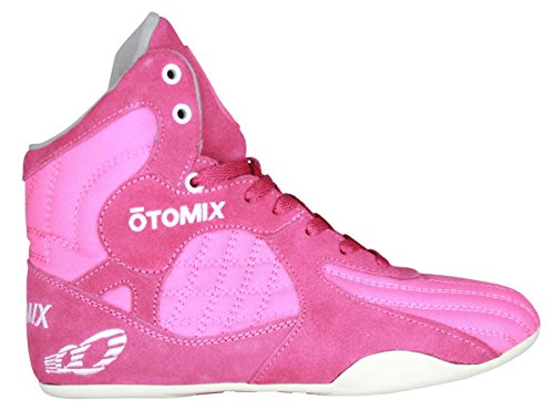 Otomix Pink Stingray Escape Bodybuilding Weightlifting MMA & Boxing Shoe Female (6.5) by Otomix