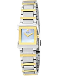 Citizen Womens EW9904-56D Eco Drive Two-Tone Watch