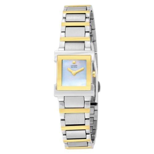 Citizen Women's EW9904-56D Eco Drive Two-Tone Watch