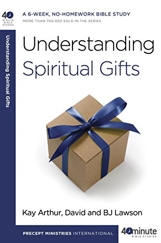 Bible Verses On Education (Understanding Spiritual Gifts (40-Minute Bible)