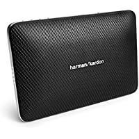 Harman Kardon Esquire 2 Portable Bluetooth Speaker (Black) + Carrying Case