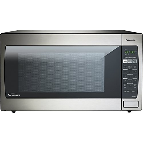 Panasonic 2.2 Cu. Ft. Full-Size Microwave Stainless Steel NN-SN952S