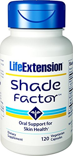 Life Extension Shade Factor Vegetarian Capsules, 120 ()