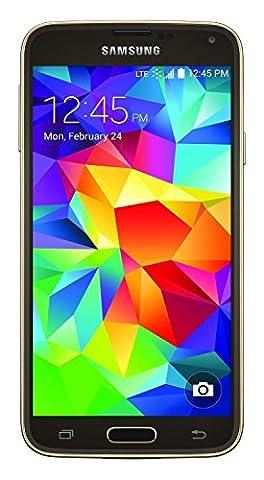 Samsung Galaxy S5 G900v 16GB Verizon Wireless CDMA Smartphone - Copper Gold (Certified Refurbished) (Unlocked Cdma Phone Verizon)