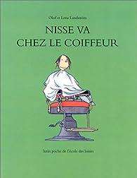 Nisse va chez le coiffeur par Olof Landström