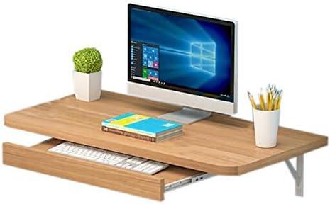 JU FU Computadora de escritorio de pared Tipo de escritorio ...