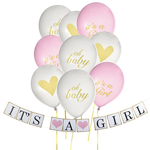 Baby Shower Decorations for BABY GIRL.ITS A GIRL