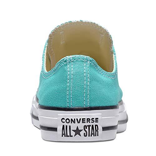 Adulto Ctas Teal – Da 336 Unisex Fitness Scarpe Blu Converse Ox pure Pure 8wppg