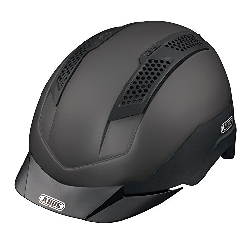[해외] 신뢰 독일 브랜드 ABUS(아부스) 씨티 헬멧 어반 오토 엘사이즈 [일본 정규품/2년건 보증]