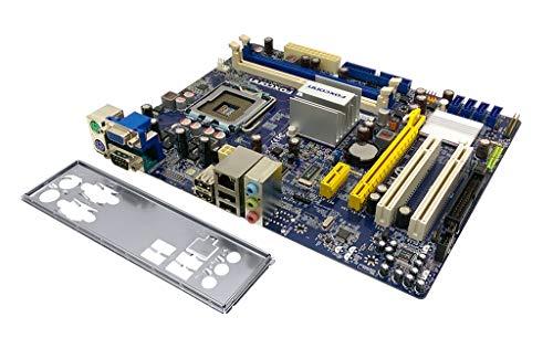 FOXCONN G41M-F 2.0 Series Intel Socket LGA775 G41 DDR2 VGA Micro-ATX Motherboard (G41 Ddr2 Motherboard Intel)