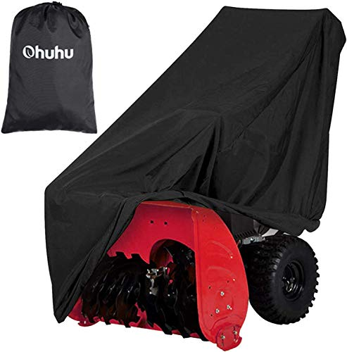 Ohuhu Snow Blower Covers, Double-Layer Heavy Duty