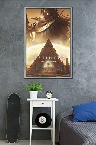 Curse of Osiris Wall Poster Multicolor 22.375 x 34 Trends International Destiny 2