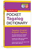 Pocket Tagalog Dictionary: Tagalog-English