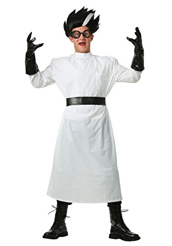 Fun Costumes Deluxe Mad Scientist Costume X-large (Mad Scientist Costumes)