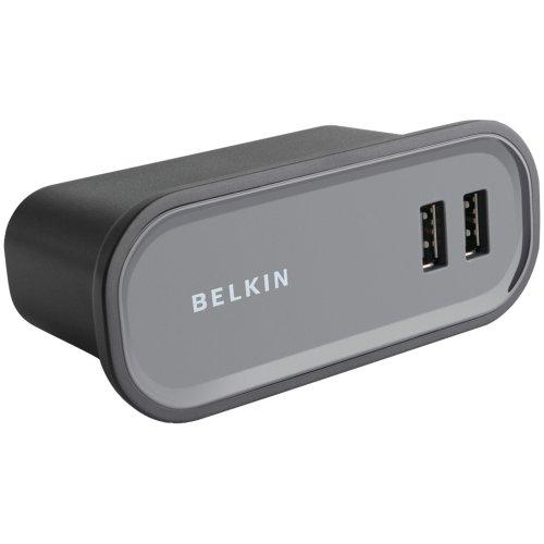 Belkin 7 Port Desktop High Speed USB 2.0 Hub with Power Supp