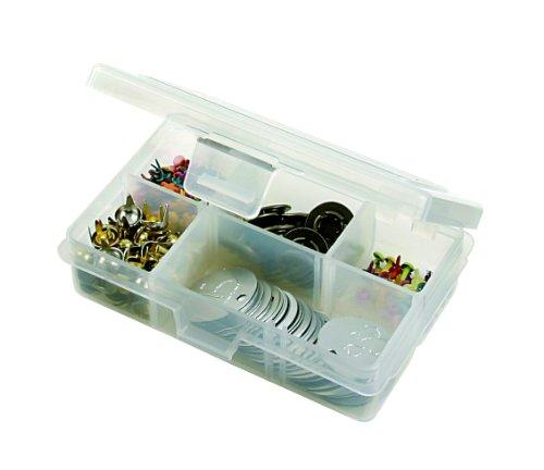 (ArtBin 1002AB Solutions Box XS, Translucent)