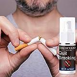 Quit Smoking, Nicotine Craving Relief Spray, Fight