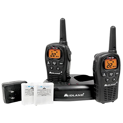 Midland 2 Way Radio 22 Channel 24 Mile