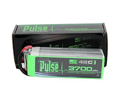 PULSE LIPO 3700mAh 22.2V 45C- ULTRA POWER SERIES ()