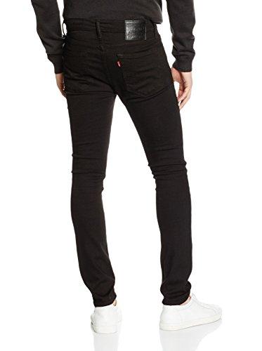 Skinny Pantalone Super 519 Nero Levi's ztHBwn