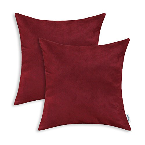 Pack-of-2-CaliTime-Throw-Pillow-Covers