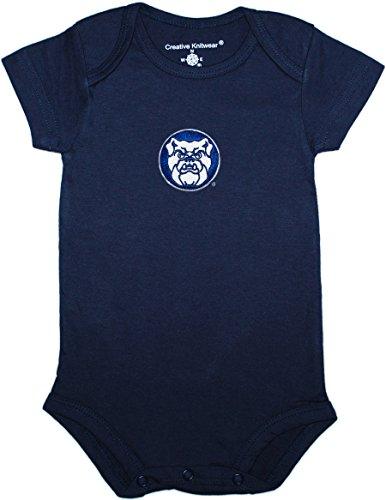 Butler Unviersity Bulldogs Newborn Baby Bodysuit Navy 0 3 Months