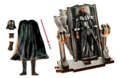 calidad oficial Figura Estrella Wars Darth Darth Darth Vader DX con la mesa de operaciones  a la venta