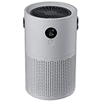 Air Pure Pro - Portable Proton Pure Air Purifier with True HEPA Air Filtration Technology and Carbon Filters for Standard-Sized Rooms (100-215 ft2)
