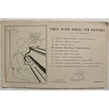 First Piano Pieces and Pictures (Study No. 149,150,151,152,153)