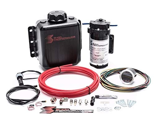 (Snow Performance SNO-210 Gas Stage 2 Boost Cooler Forced Induction Water Injection - 1yr Warranty)