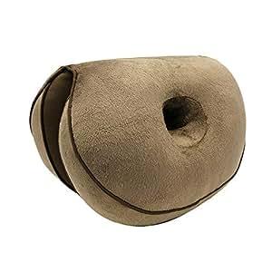 Amazon Com Xinjia Dual Comfort Cushion Posture Correcting