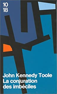 La conjuration des imbéciles, Toole, John Kennedy