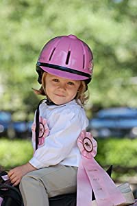 Troxel LEGACY CHILDRENS HORSE RIDING SAFETY HELMET ? LOW PROFILE ENGLISH SCHOOLING HELMET