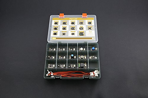 LattePanda Starter Gravity Sensor Set by ZIYUN