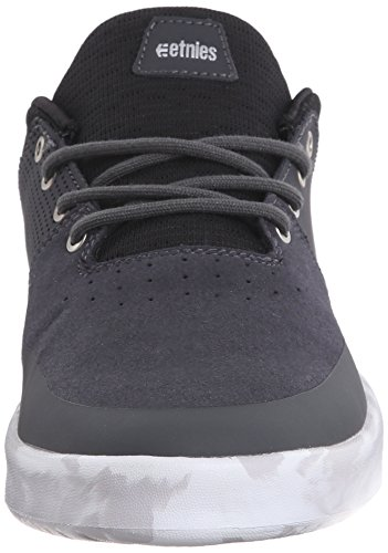 Black Etnies Up Highlite Grey Lace White Dark Men's SwTOSUfx