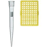 Puntas con filtro, paletizadas, TipRack, 5-200 µl, sin